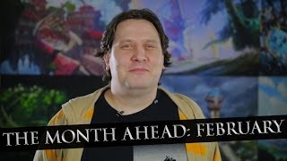 RuneScape BTS 90 - The Month Ahead: February