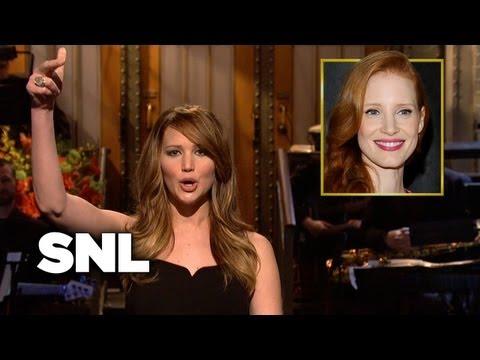 Jennifer Lawrence se naváží do ostatních hereček