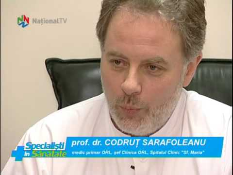 Specialisti in Sanatate - 25 sept 2015