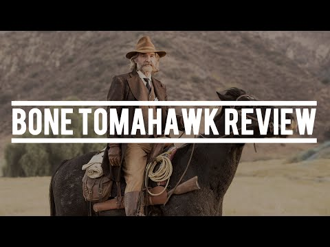 Bone Tomahawk - Review | Ryan's Theory