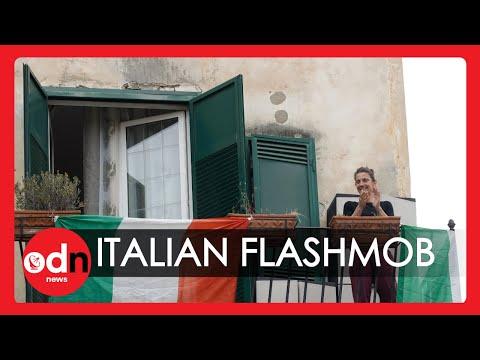 The Italian People During Quarantine