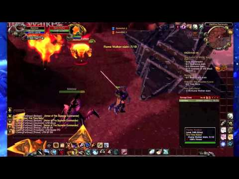 Eternal-WoW – Gearing up with Innerdeath part 2: Quests!