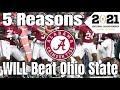 Alabama vs Ohio State Live Stream