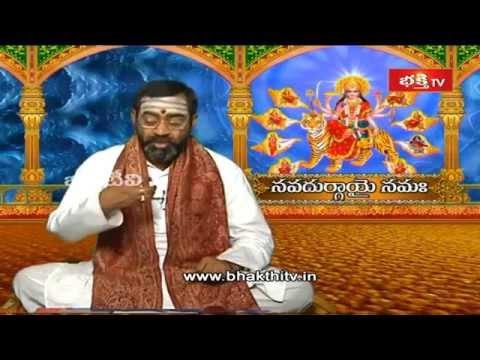 Dasara Special Devi Alankara Vaibhavam, Nava Durgaya Namaha - Archana - 29th Sep 2014