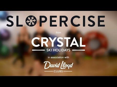 7 Ski Conditioning Exercises | Step 3 | Slopercise From Crystal Ski Holidays