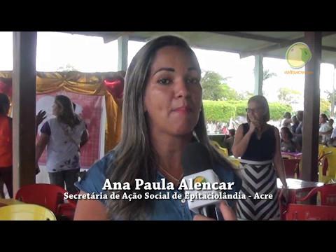 Vídeo II - Dia das Mães em Epitaciolândia - Acre