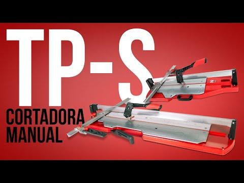 Видео Ручной плиткорез RUBI TP-102-S