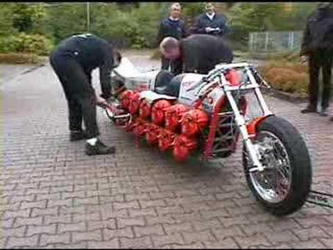 Motor iz motornih žag