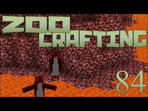 Teeny Tiny Foothold in the Nether 🐘 Zoo Crafting: Episode #84