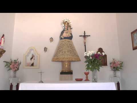 """Die """"Virgen del Pilar"""" Kapelle, Villanueva del Trabuco"""