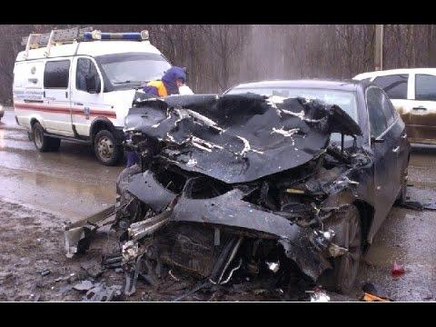 Подборка смертельных аварий 2015 года
