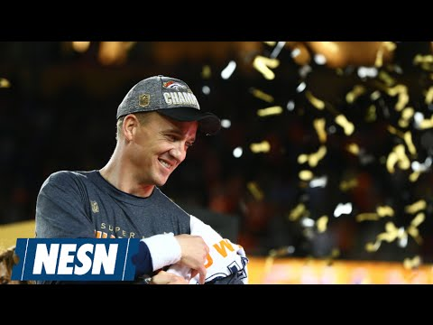 Video: Peyton Manning Retiring From NFL After 18 Seasons