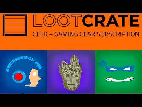 LOOT!!! - Click here to check out Loot Crate: http://lootcrate.com/ReviewTechUSA (Use the Promo Code
