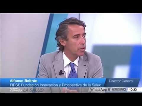Madrid Contigo: Intervención Alfonso Beltrán - Director General de FIPSE