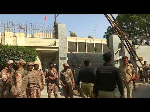 Αυτονομιστές επιτέθηκαν στο κινεζικό προξενείο στο Καράτσι …