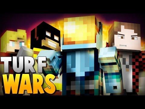 SOCCER MOM AT WAR! - Turf Wars w/ Jason & Friends (Mini-Game Mod)