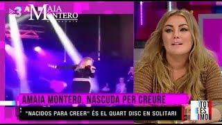 Video Amaia Montero aclara lo sucedido en el concierto de Cantabria MP3, 3GP, MP4, WEBM, AVI, FLV Juni 2018