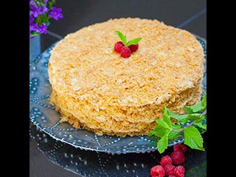 cucina - la torta napoleone