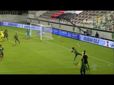 Emirates (0) x Al Wasl (1) AG CUP 12-12-2016~ Goals