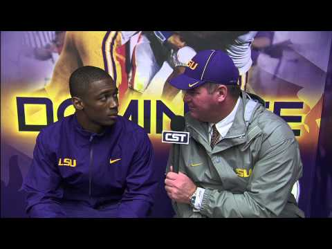 Jalen Mills Interview 9/23/2013 video.