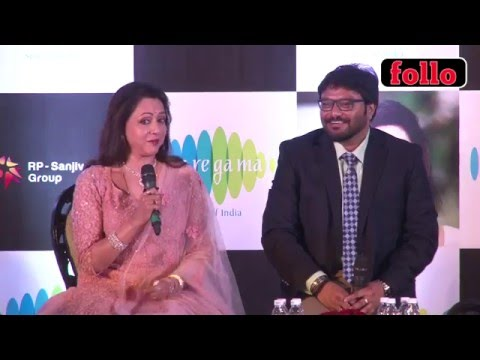 Hema Malini Music Album Launch!