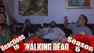 The Walking Dead Season 6 Reactions ~ Ep. 7 ~ Heads Up