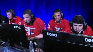 OpTic Gaming vs Faze - Game 2 - CLR5 - MLG Anaheim 2013