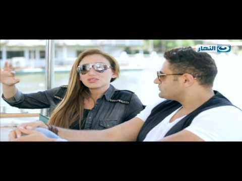 """محمد نور يحبط محاولات ريهام سعيد لإيهامه بوقوعها في حبه في """"قلبك أبيض"""""""