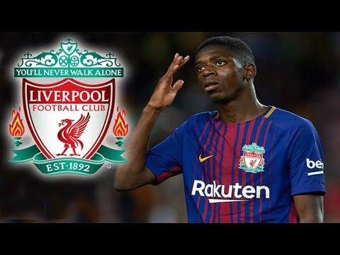 DEMBELE TO LIVERPOOL TRANSFER UPDATE | BARCELONA OFFER HIM TO LIVERPOOL | TRANSFER NEWS