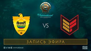 Anji vs Effect, The International 2017 Qualifiers [GodHunt, V1lat]