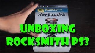 Mais um unboxing! Esse já é um game antigo, mas tem muita gente que ainda não experimentou o Rocksmith e tem interesse de comprar agora que o preço ...