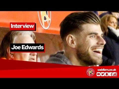 Interview | Joe Edwards Talks Recovery, Lunch With George Dobson And Kieron Morris's Driving