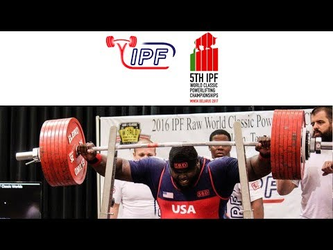 Women Open, 57 kg - World Classic Powerlifting Championships 2017