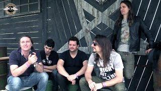 Angra - Interview Hellfest 2014