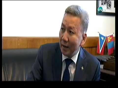 """""""Монголчууд"""" цуврал ярилцлага нэвтрүүлэгт УИХ-ын гишүүн Л.Болд оролцлоо"""