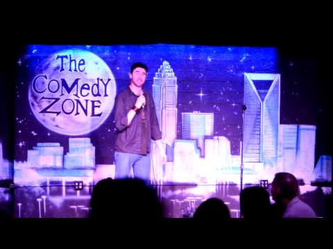 Greg Livengood on Graduation Showcase Night for The Comedy Zone Comedy School