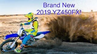 6. New Bike Day! 2019 YZ450FX