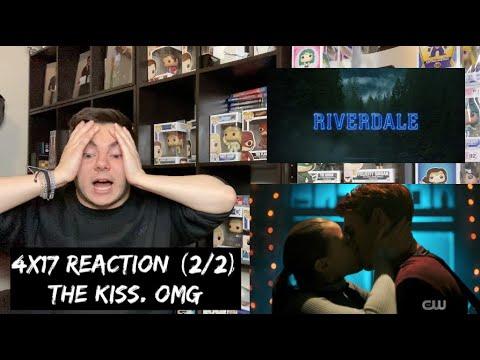 RIVERDALE - 4x17 'WICKED LITTLE TOWN' REACTION (2/2)
