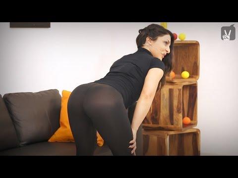 Гоу-Гоу: базовые движения. Урок видео онлайн