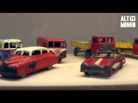 A história de um país retratada no único Museu do Brinquedo Português