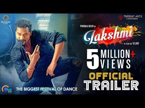 Lakshmi - Official Tamil Trailer | Prabhu Deva ,Aishwarya Rajesh,Ditya Bhande |Vijay | Sam CS |