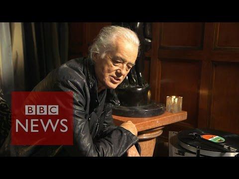 Ο Jimmy Page εξηγεί πώς έγραψαν το Stairway to Heaven (video)