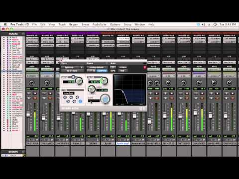 Mixing In The Box – Creating a Big Bottom End!