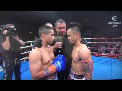 Kick Boxing Fight: King in the Ring - Oct 31st, 2015 (видео)