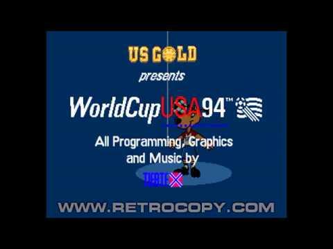world cup usa 94 genesis