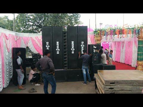 Dj Shashi New Setup Video 2021|| Dj Shashi Heavy Setup || Dj Shashi Sound Check Setup