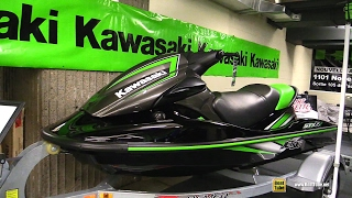 7. 2017 Kawasaki STX-15F Jet Ski - Walkaround - 2017 Montreal Boat Show