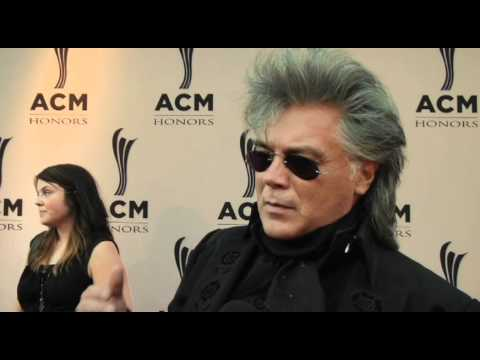 On the Carpet with Marty Stuart at ACM Honors