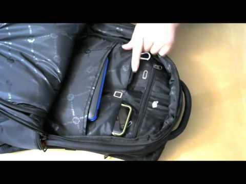 [Grab Bag Friday] Uoobag KT 01 Slim Business Laptop Backpack Anti theft