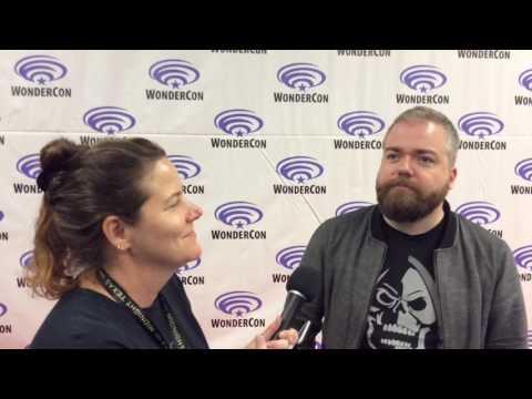 WonderCon: David Sandberg Interview for Annabelle: Creation